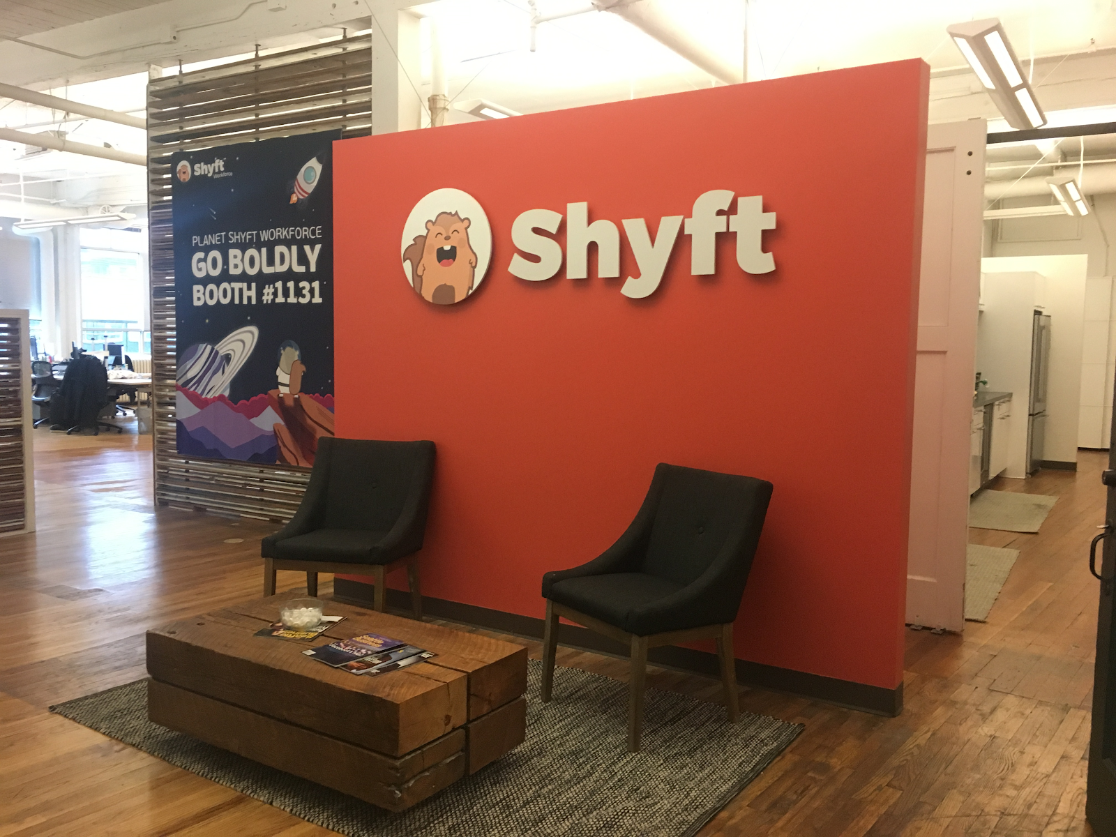 The office of Shyft Technologies