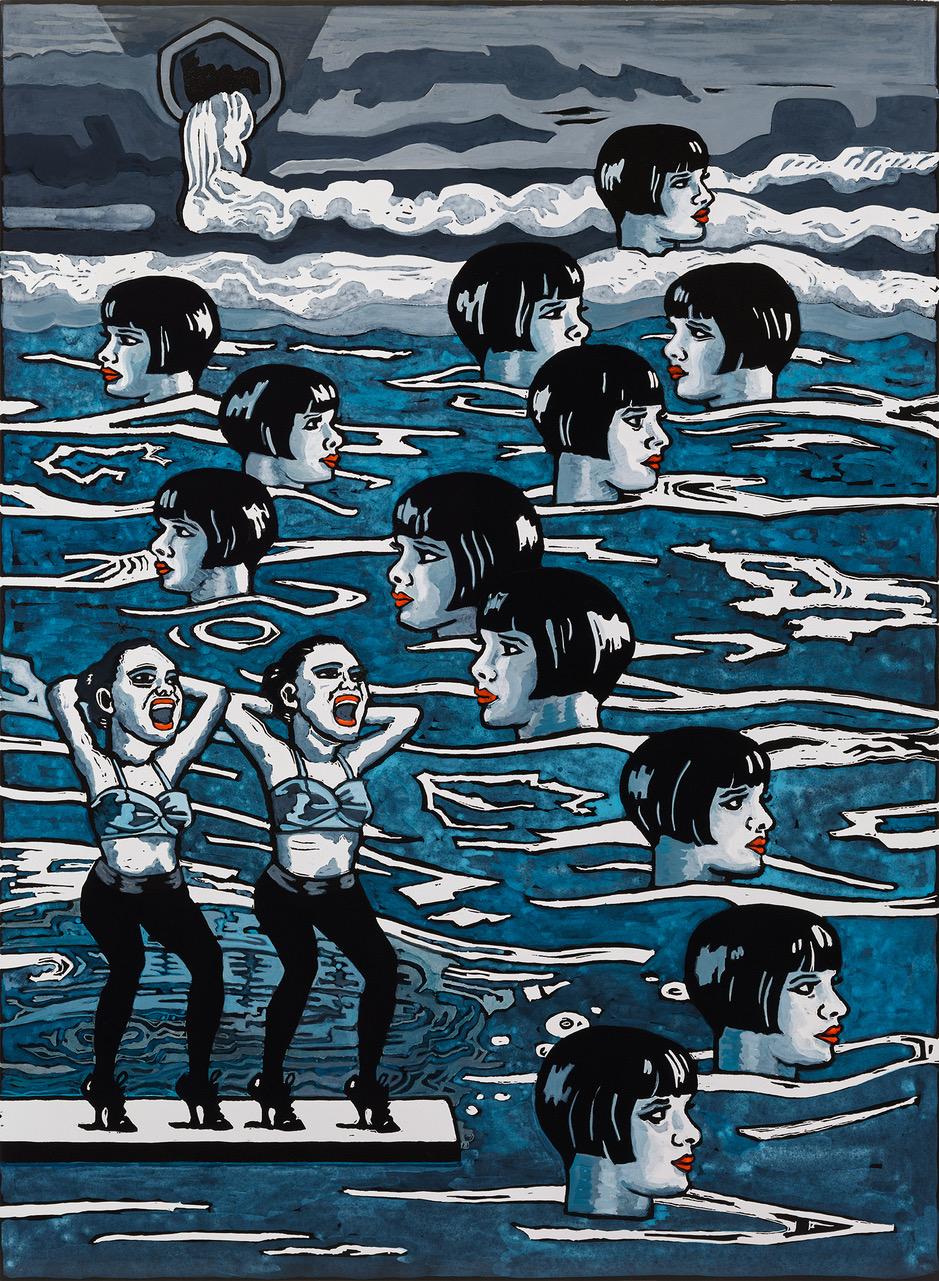 """Siren's Convene"" by Gene McMahon"